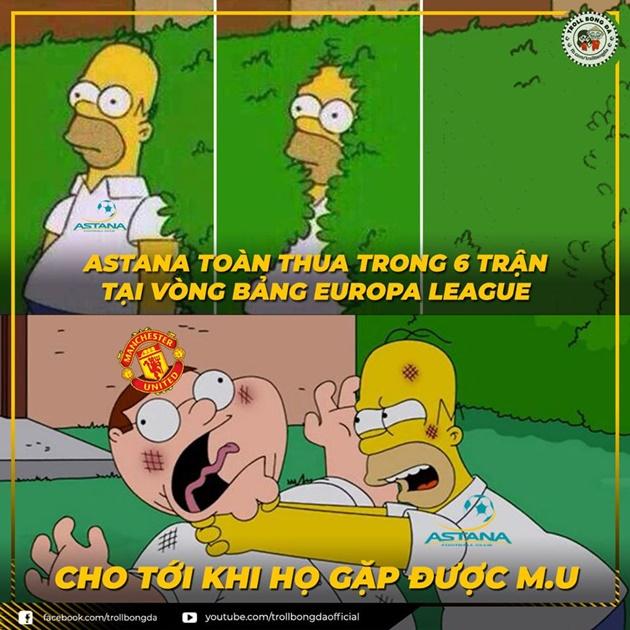 Ảnh chế Europa League - Bóng Đá