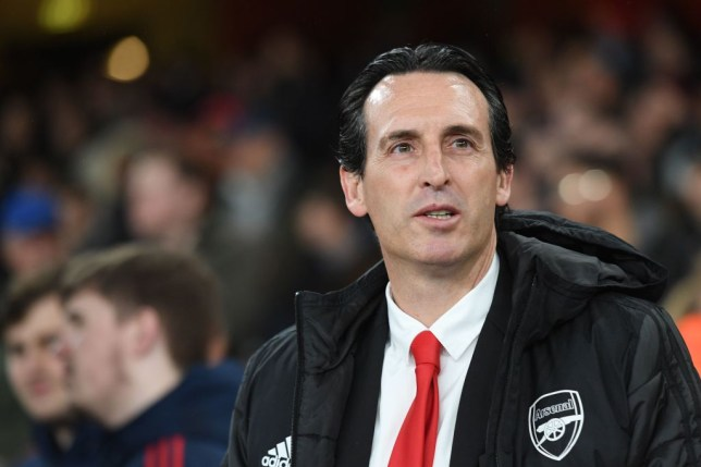 What Unai Emery said when asked if he fears Arsenal sack after Eintracht Frankfurt defeat - Bóng Đá