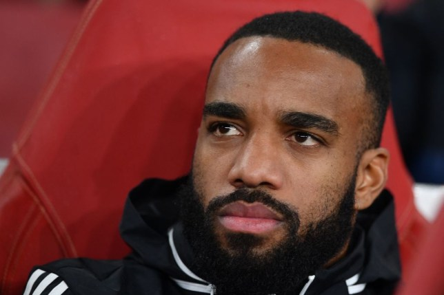 Why Unai Emery did not bring on Alexandre Lacazette and Nicolas Pepe during Arsenal's defeat to Eintracht Frankfurt  - Bóng Đá