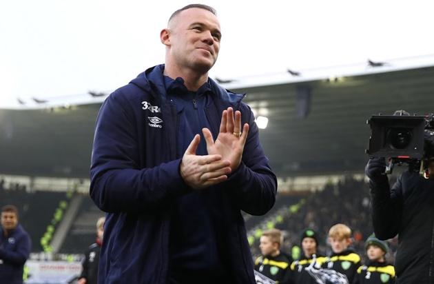Ảnh Rooney tái xuất - Bóng Đá