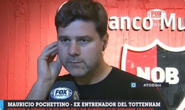 Pochettino returns to former club Newell's Old Boys as he ponders future amid Arsenal and Man Utd links - Bóng Đá