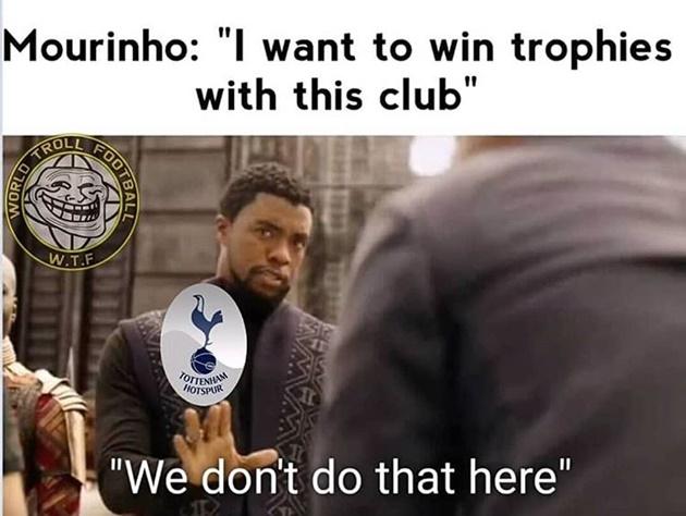Ảnh chế MU thắng Tottenham - Bóng Đá