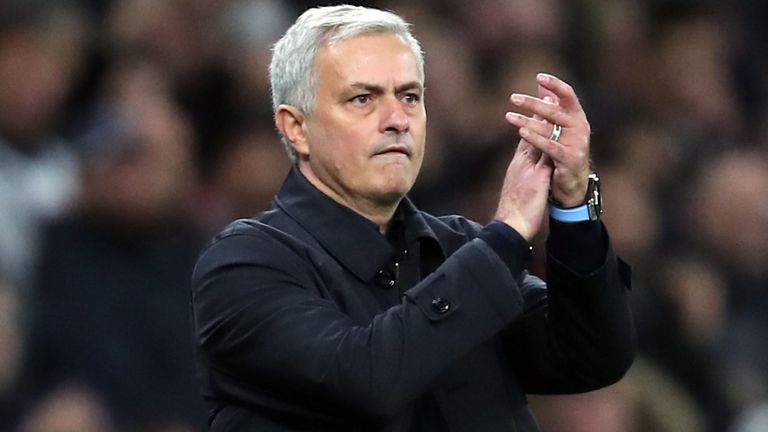 """I knew it was one in 1000 chance"" – Club president recalls attempt to get Mourinho before Tottenham move - Bóng Đá"