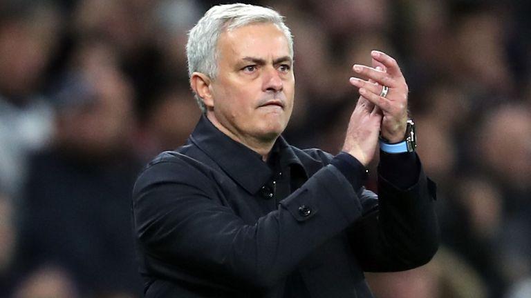 """Tip.mobi tổng hợp: """"Jose Mourinho sẽ có lần đầu trở lại Old Trafford"""