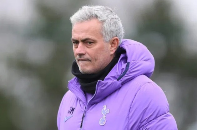 Ảnh tập Mourinho + Tottenham - Bóng Đá