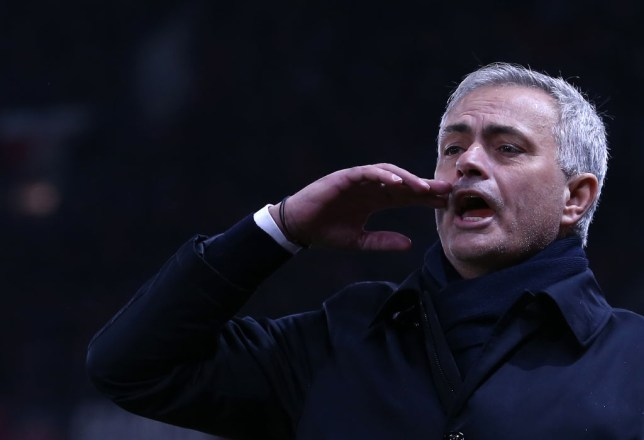 Jose Mourinho reacts to Chelsea transfer ban being lifted ahead of January window - Bóng Đá