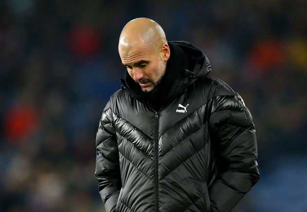 What Pep Guardiola told his Man City players after Manchester United defeat - Bóng Đá
