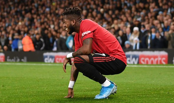 What Pep Guardiola did to Manchester United player Fred after alleged racist abuse - Bóng Đá
