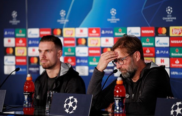 'I should have done better and I'm sorry': Jurgen Klopp publicly apologises to 's***' German interpreter - Bóng Đá