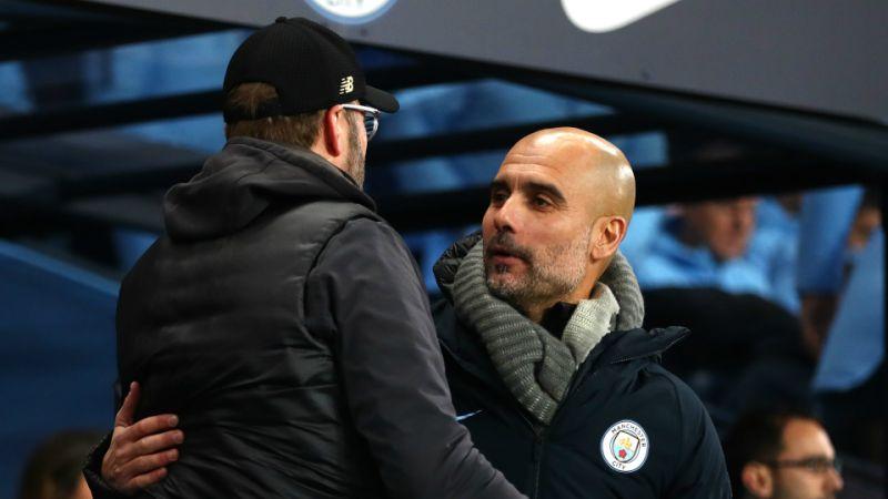 Guardiola congratulates Klopp - Bóng Đá