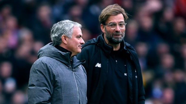 Mourinho on Klopp's new deal - Bóng Đá