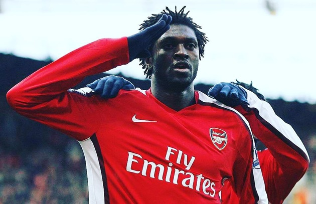 Adebayor, Nasri… Seven Arsenal stars who jumped ship to Manchester City - Bóng Đá