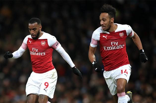 Đội hình kết hợp Man City - Arsenal - Bóng Đá