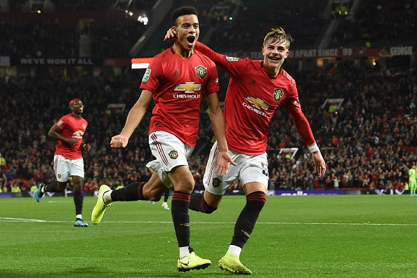 UNITED YOUNGSTERS PROUD OF 4,000-GAME RECORD - Bóng Đá