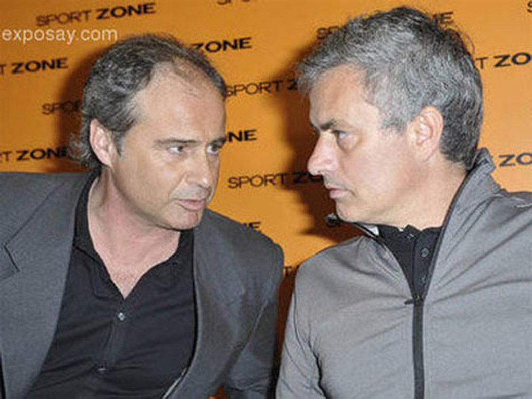 Mourinho speaks on Luis Campos potentially joining him at Spurs - Bóng Đá