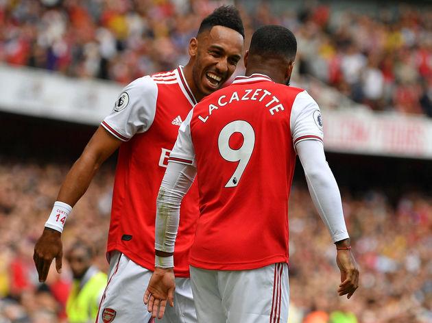 Đội hình Arsenal chiến Man City - Bóng Đá