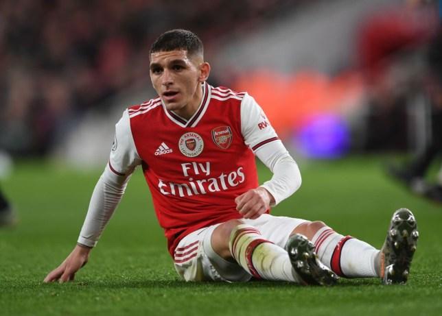 Arsenal chiefs send message to Lucas Torreira over January transfer - Bóng Đá