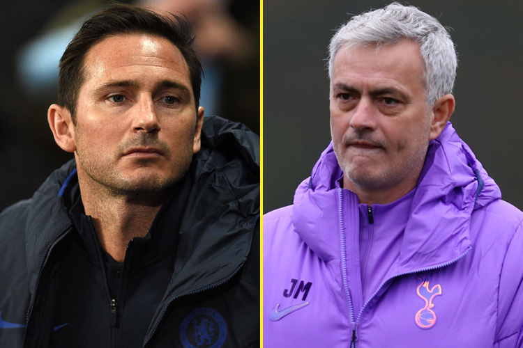 Frank Lampard won't be calling José Mourinho 'boss' this weekend - Bóng Đá