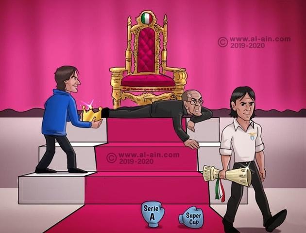 Cười vỡ bụng với loạt ảnh chế Ronaldo mất cúp - Bóng Đá