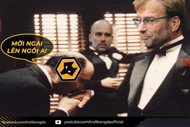 Ảnh chế Man City thua Wolves - Bóng Đá