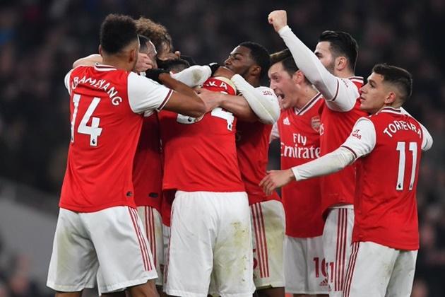 10 thống kê Arsenal - Man Utd - Bóng Đá