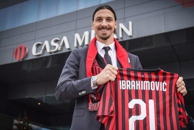 Ibrahimovic và những tên tuổi trở lại khoác áo CLB cũ - Bóng Đá