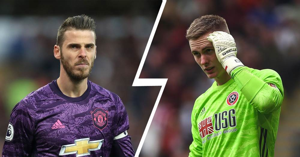 The Athletic say that, behind the scenes, United feel De Gea needs genuine competition - Henderson - Bóng Đá