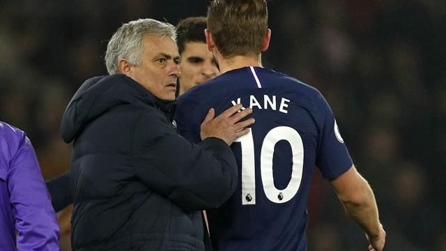 Tottenham boss Jose Mourinho suggests Harry Kane could miss the rest of the season and Euro 2020   - Bóng Đá