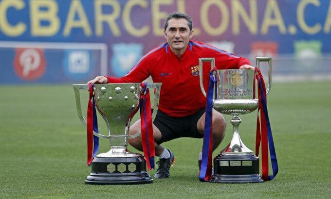10 thống kê triều đại Valverde - Bóng Đá