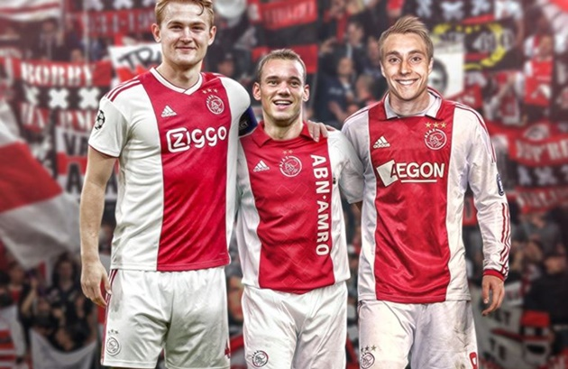 10 trio joins Europe biggest clubs since a kid  - Bóng Đá