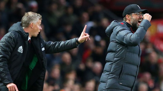 'It's strange that a quality team like United plays the way they do...': Jurgen Klopp ramps up the Liverpool mind games  - Bóng Đá
