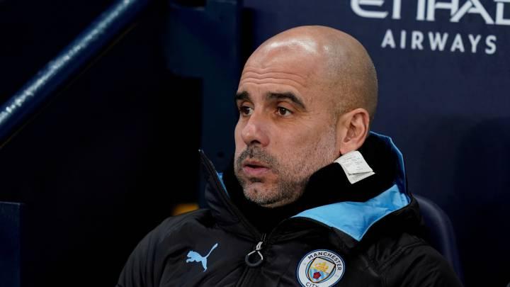 Pep Guardiola denies Manchester City will prioritise cups over Premier League - Bóng Đá