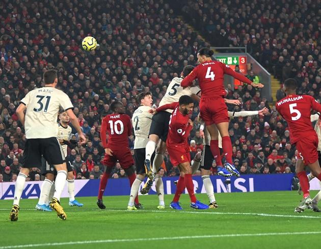 10 thống kê Liverpool - Man Utd - Bóng Đá