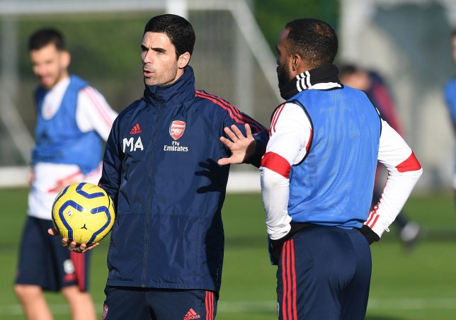 Mikel Arteta agrees with Alexandre Lacazette's criticism of Arsenal players after Sheffield United draw   - Bóng Đá