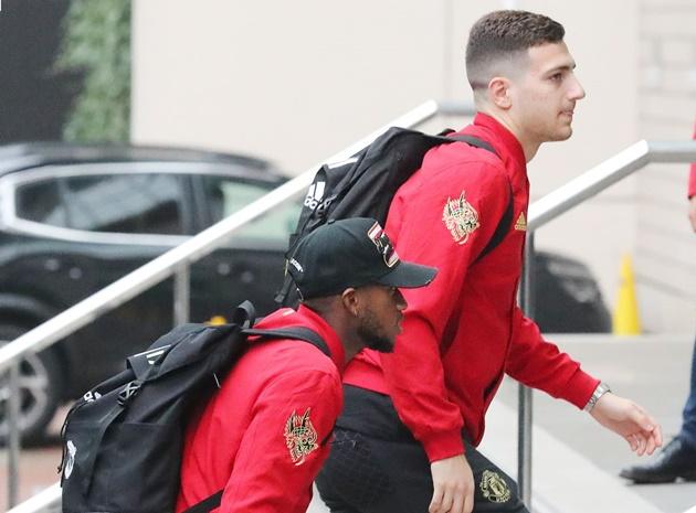 Breaking: Manchester United squad vs Burnley revealed - Bóng Đá