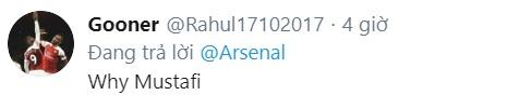 Fan Arsenal đòi sút Mustafi - Bóng Đá