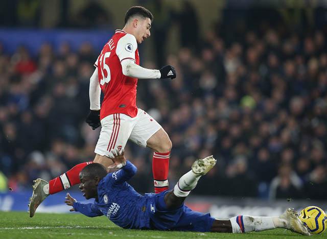 Frank Lampard blames Emerson Palmieri for Arsenal equaliser and slams his Chelsea team/ - Bóng Đá
