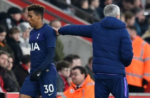 Jose Mourinho handed a full Spurs debut to new signing Gedson Fernandes - Bóng Đá
