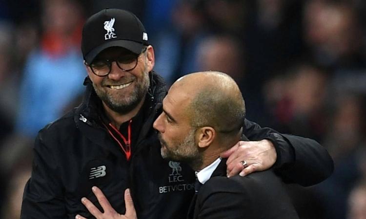 Liverpool a class apart this term, says Man City boss Pep Guardiola - Bóng Đá