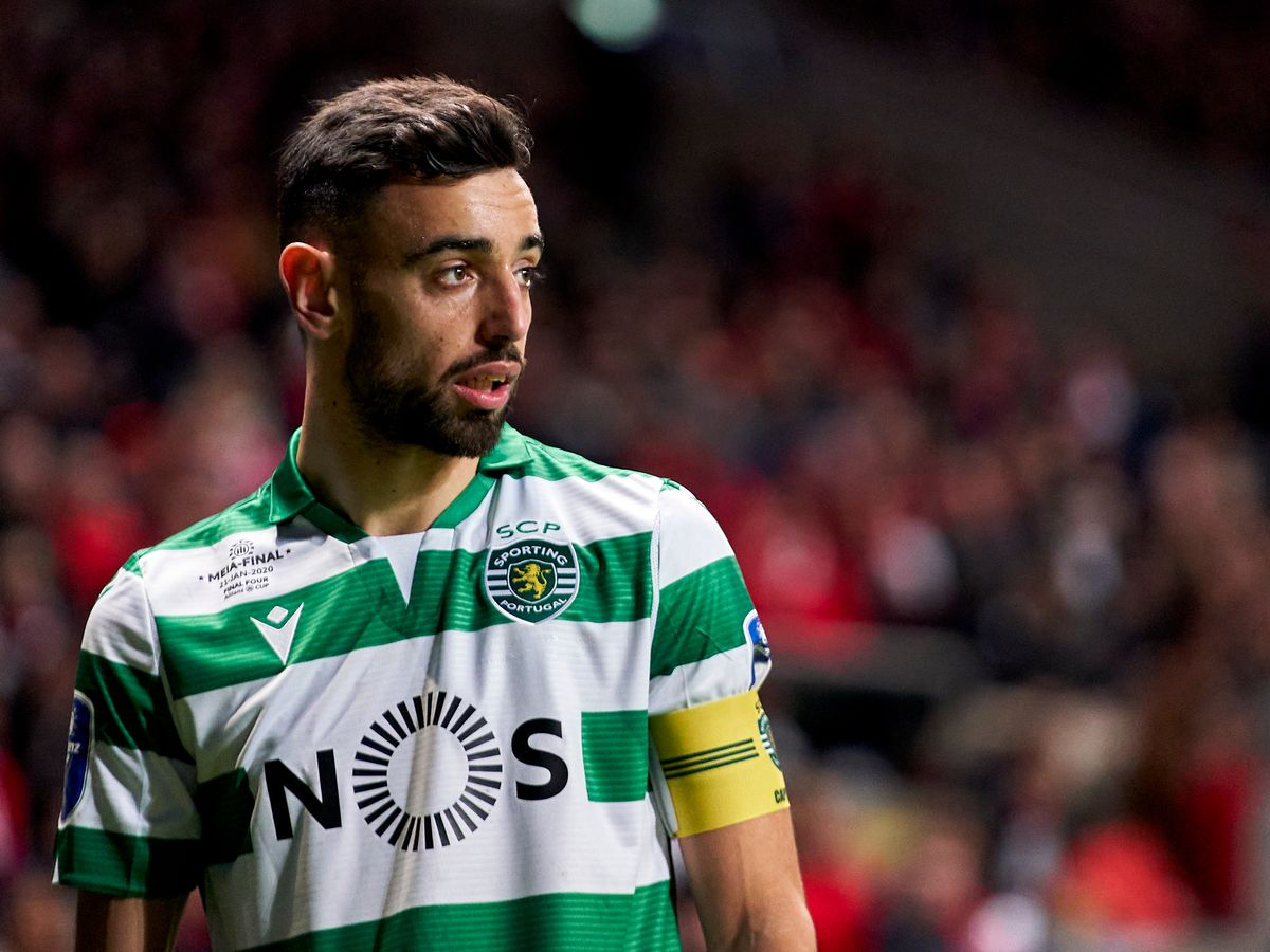 Sporting have been trying to convince Bruno Fernandes that an offer of €50-55m for him is disrespectful to the player - Bóng Đá