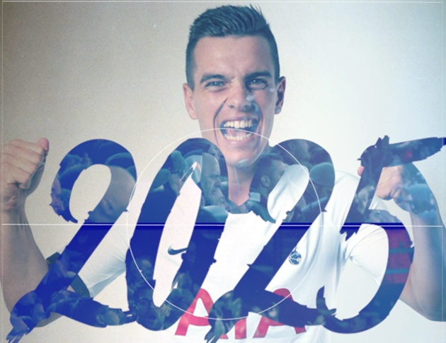 OFFICIAL: Tottenham confirm Giovani Lo Celso has signed a permanent deal until 2025 - Bóng Đá