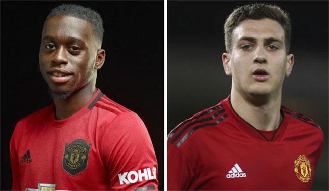 Manchester United defender Diogo Dalot issues warning to Aaron Wan-Bissaka - Bóng Đá
