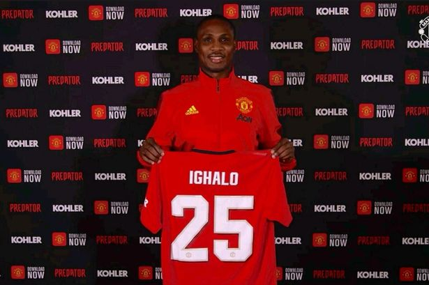 Odion Ighalo on why he chose no.25 - Bóng Đá