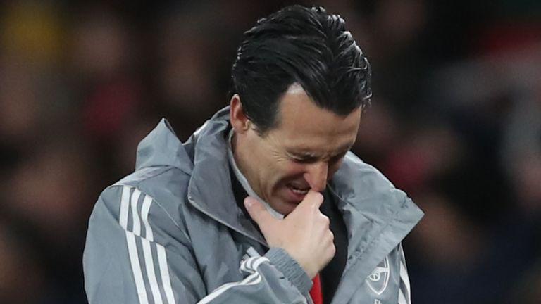 Unai Emery: Some Arsenal players had bad attitudes during my reign - Bóng Đá