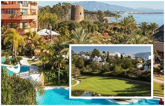 Man Utd changed their Marbella hotel amid coronavirus fears after it emerged Rafa Benitez and his Chinese club had stayed there last week - Bóng Đá