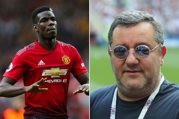 Paul Pogba: Mino Raiola says Italy second home for Manchester United midfielder - Bóng Đá