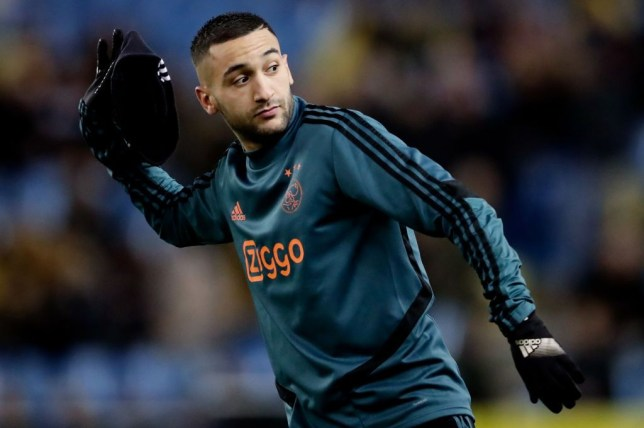 Hakim Ziyech breaks silence after Chelsea confirm signing of Ajax star    - Bóng Đá