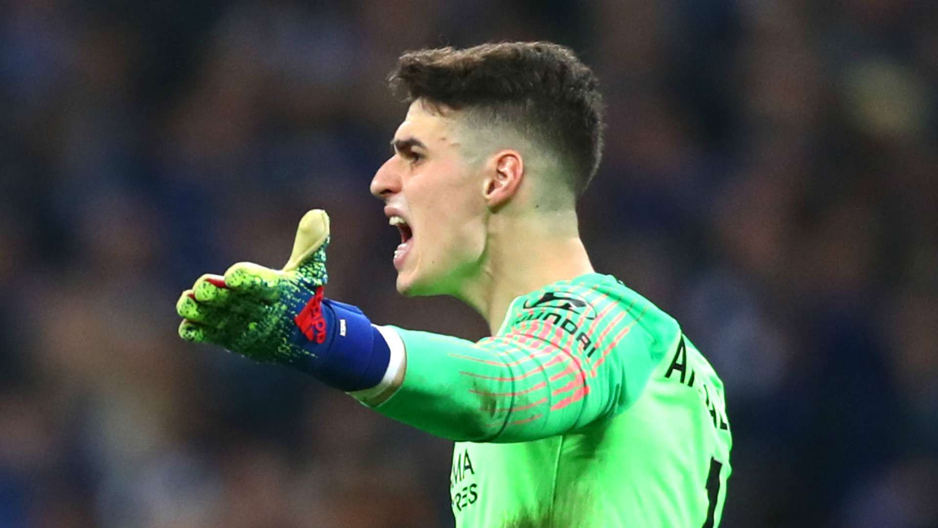 Lampard on dropping Kepa - Bóng Đá