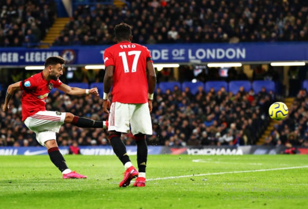'One of the better ones I've ever seen' - Solskjaer hails Fernandes' set piece delivery - Bóng Đá