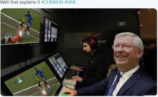 Ảnh chế Chelsea thua MU - Bóng Đá